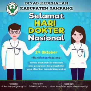 Selamat Hari Dokter Nasional 2020